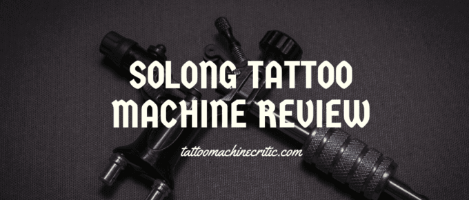Solong Tattoo Machine Review