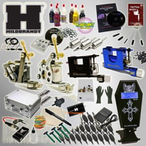 hildbrandt tattoo kit review