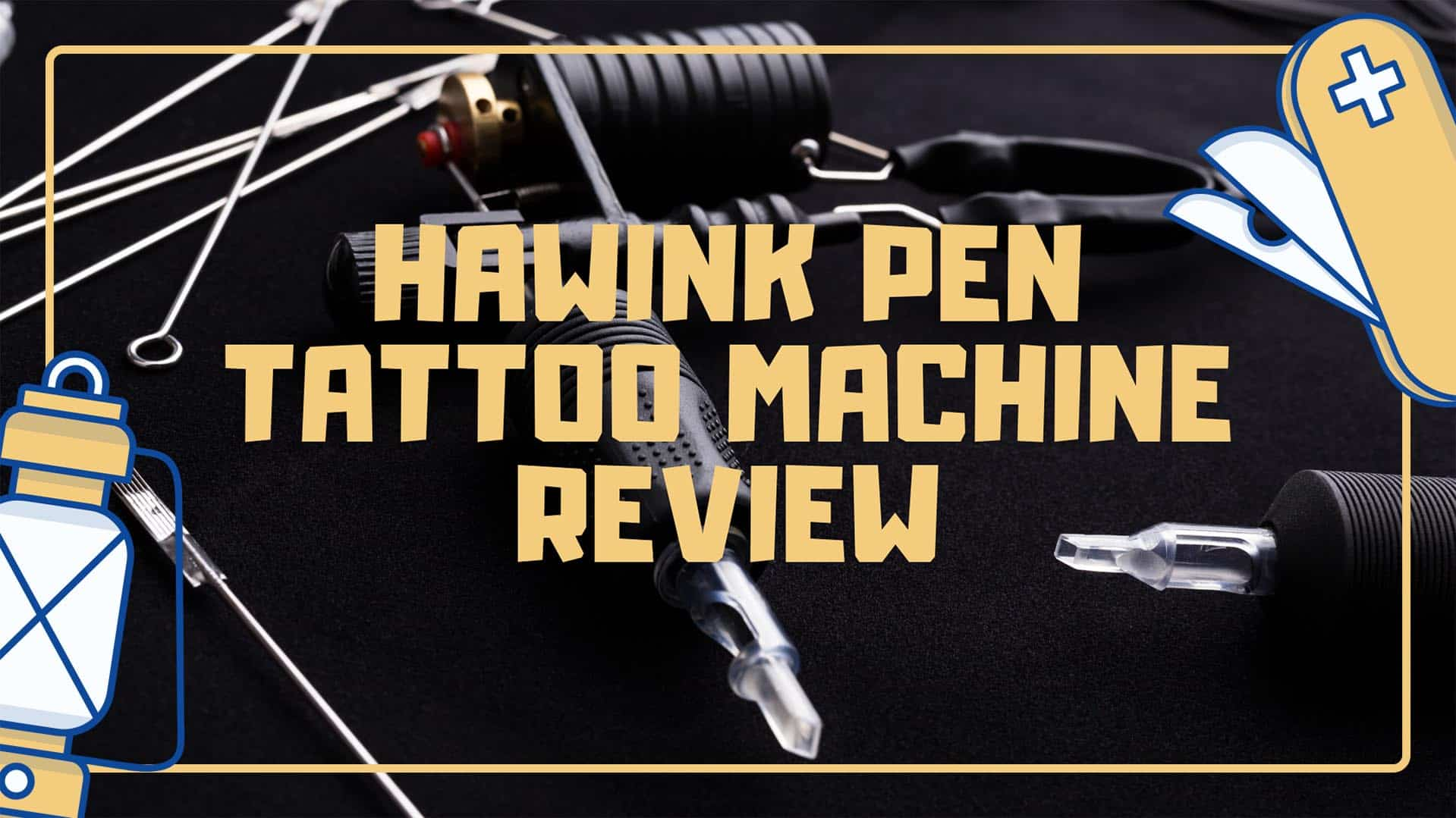 Hawink Rotary Pen Tattoo Machine Review