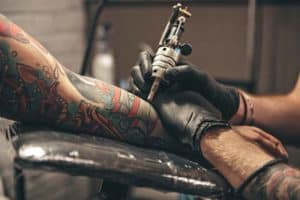 6 Benefits of Using a Rotary Tattoo Machine