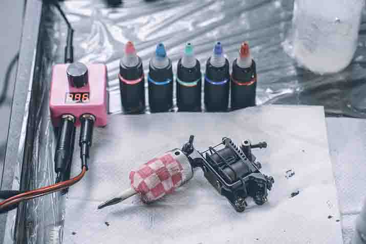 Here's How to Make Your Own Tattoo Gun