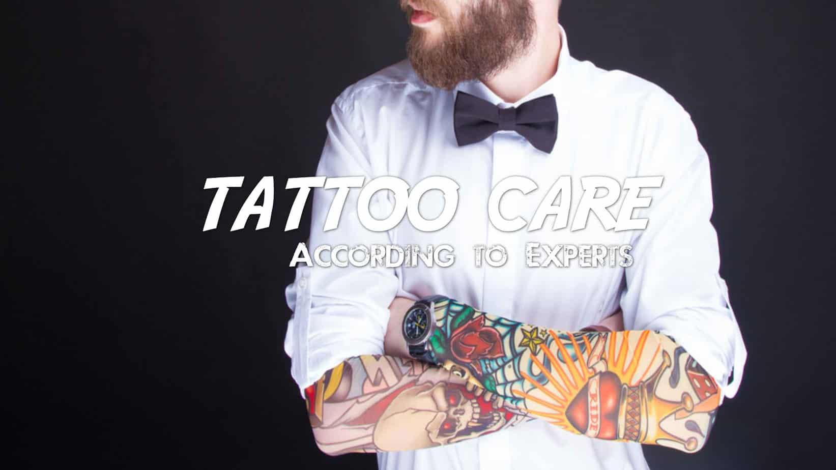 Best Tattoo Care Products
